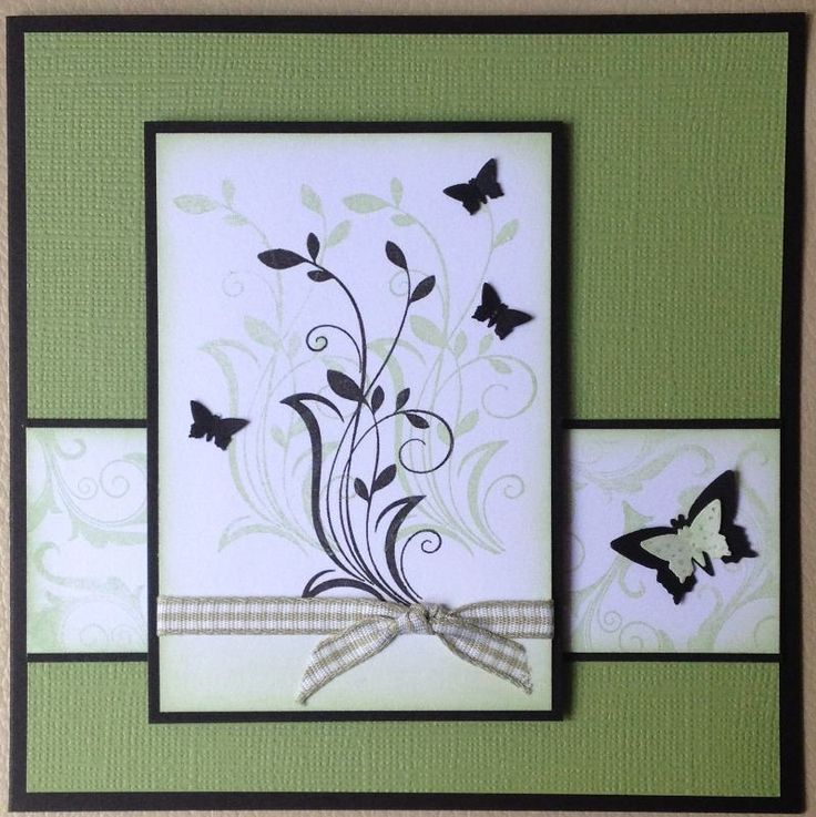 Honey Doo Crafts Acrylic Stamps - Sample Gallery