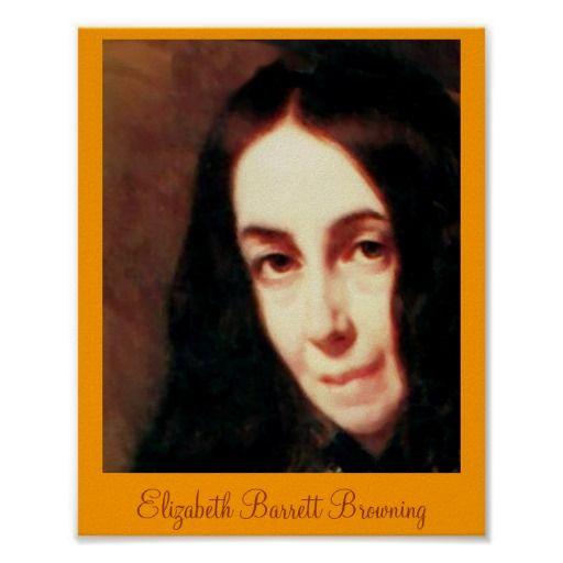 Elizabeth Barrett Browning | Elizabeth Barrett Browning | Zazzle