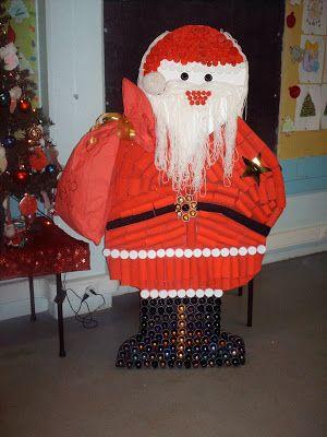 C.A.T.L.: Pai Natal Reciclado