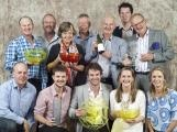 Team Jim Barry after some of their great wine wins! http://www.australiasfirstfamiliesofwine.com.au