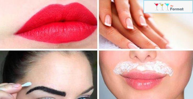 9 секретов красоты, которые пригодятся каждой женщине Яркое Лето 2016!Советы визажиста http://prini65.com/yarkoe-leto-2016sovety-vizazhista/