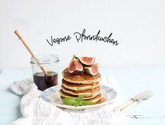 Vegane Pfannkuchen mit Chia Samen - gleich mal ausprobieren! :)