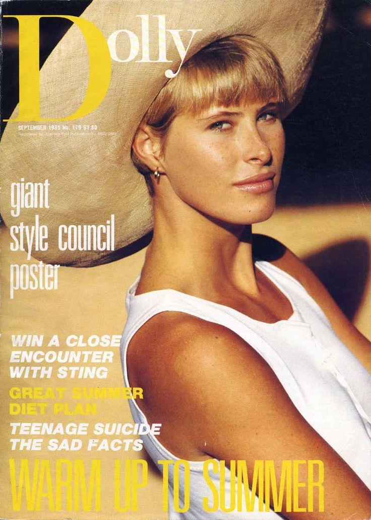 Dolly September 1985 | Sonia Klein