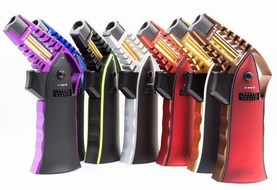 Vector KGM Apollo Double Jet-Torch Lighter Free FAST Shipping All Colors