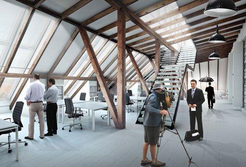 ERHVERV/KULTUR - LOOP architects