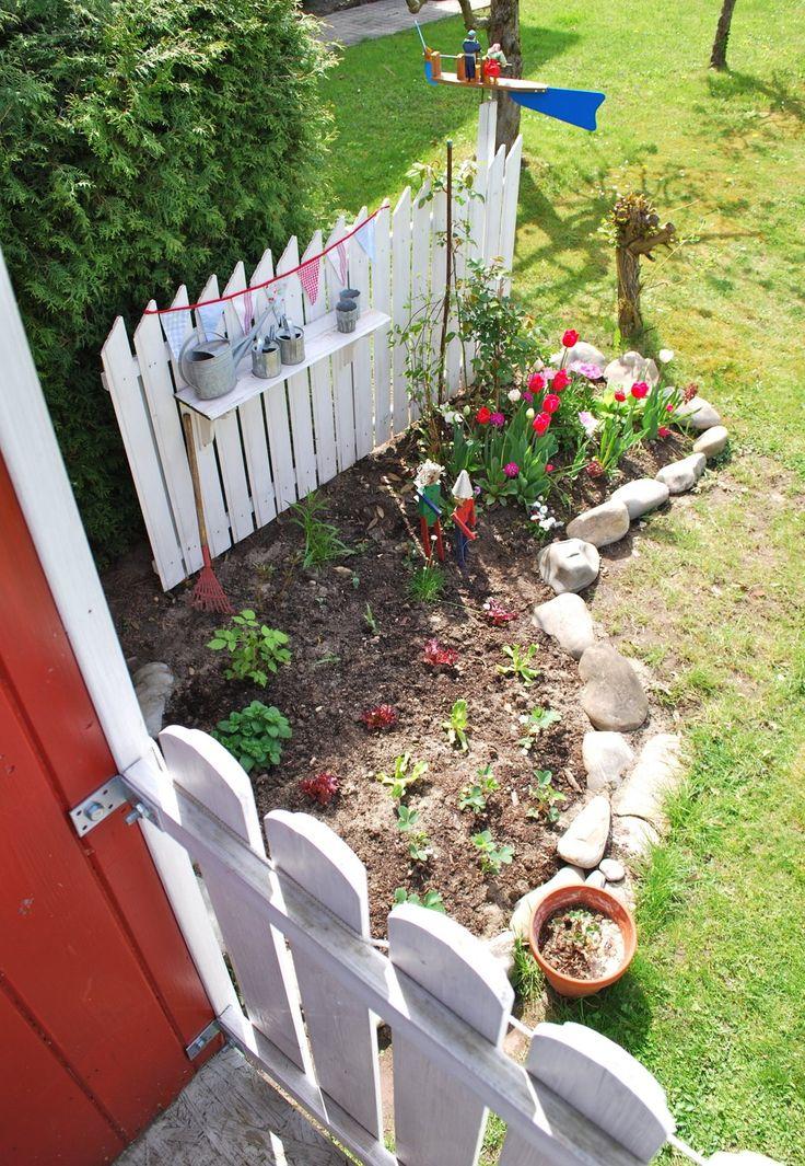 Best W hrend ich in den letzten Tagen in unserem Garten werkelte und die Beete bestellte hatte