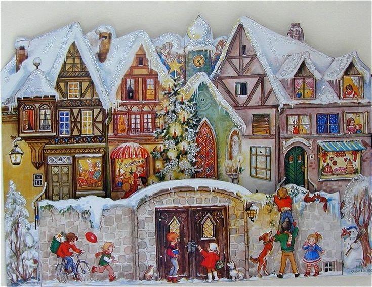 German Christmas Traditions- Celebrate a German Christmas ...