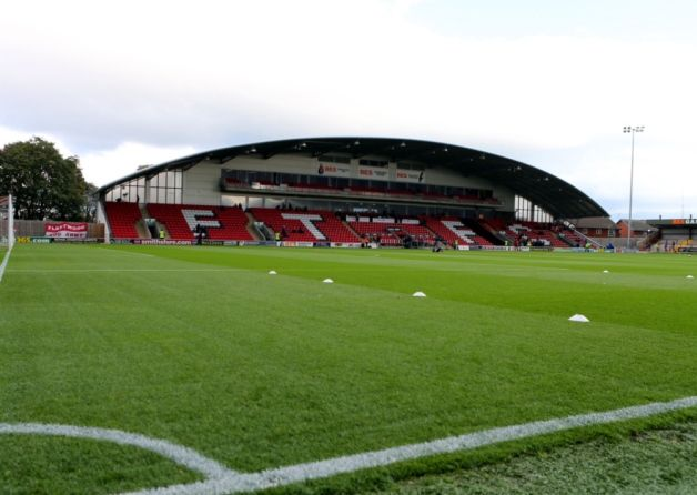Gang jailed for Fleetwood Town FC burglary