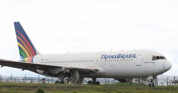 Fundada em 1955, a #Transbrasil foi uma das maiores companhias aéreas do #Brasil.