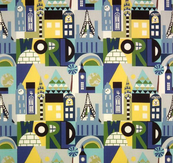 James.Dunlop.Textiles.Top.Of.The.World.01.of.03.Citrus