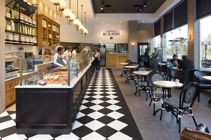 Roladin Patisserie by Studio Eti Dentes, Ashkelon – Israel - Retail Design Blog
