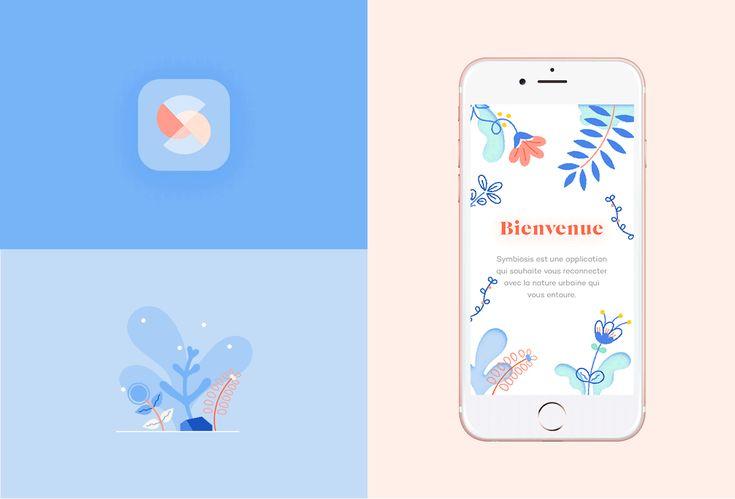 Symbiosis — App on Behance