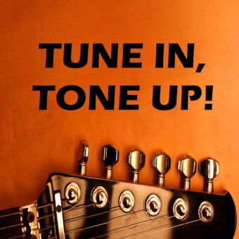 By Gary from Tune in, Tone up! This supports our podcast on SoundCloud on Friday 12th May 2017 (episode 13b is about how to practise without your guitar)