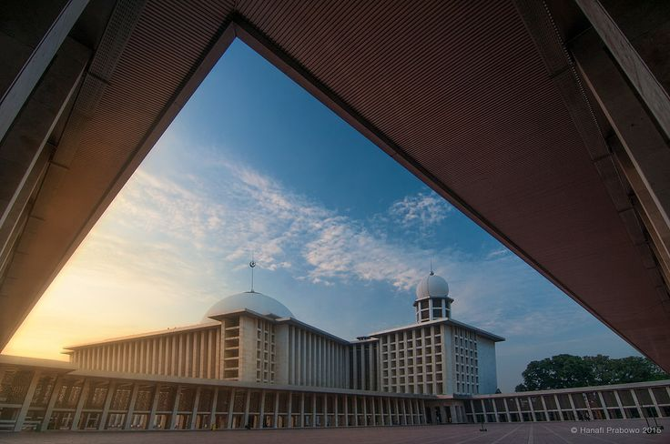 Istiqlal Mosque | Jakarta, Indonesia