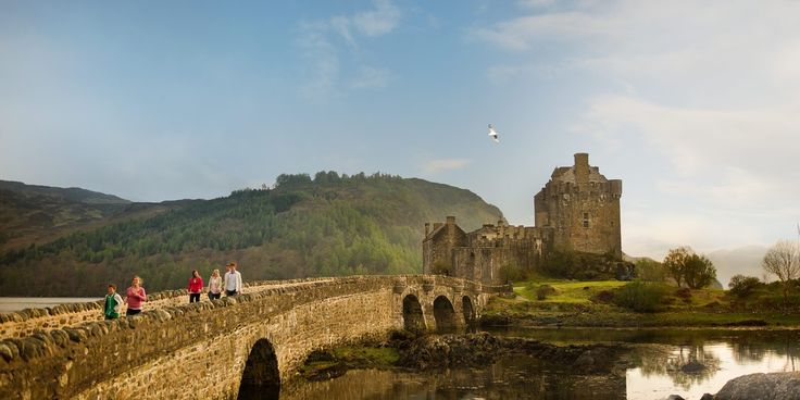 Journey to Scotland to experience a land steeped in history and tradition.
