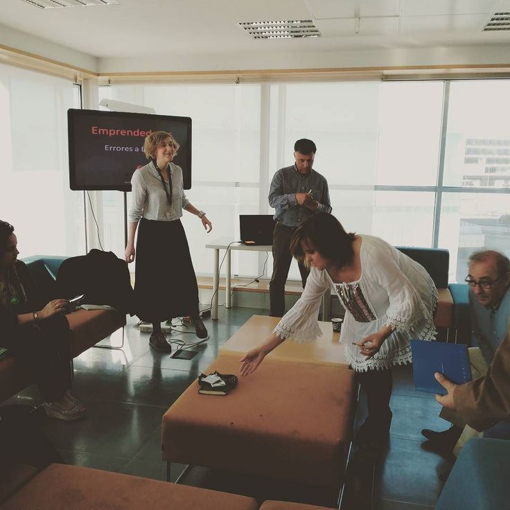 Charla para emprendedores de Javier Lozano