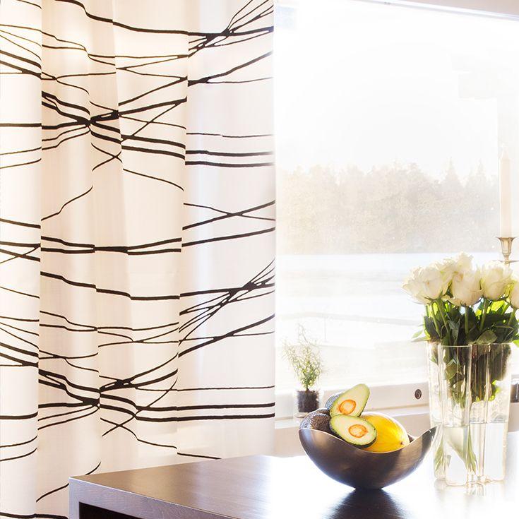 Vallila - Twist ready-made curtains