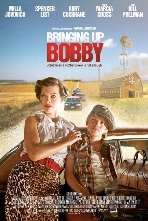 Bringing up Bobby (2011)  an emigrant from USSR and her son move to a remote place in US. But their happy life won't last long...