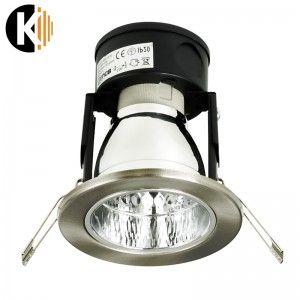Downlight E27 max 5W, 230V, wpuszczany, DL-125