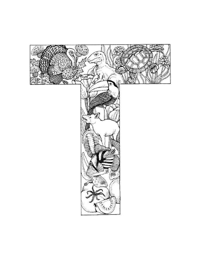 Letter T Coloring Pages Printable Awesome Alphabet Coloring Pages In 2020 Alphabet Coloring Alphabet Coloring Pages Coloring Pages