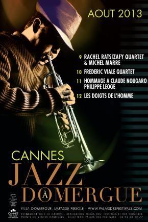 Jazz à Domergue 2013 - © Ville de Cannes 2013