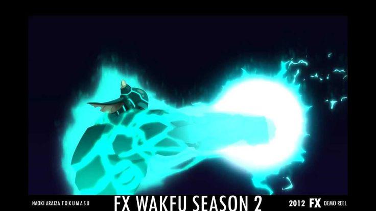 The FX Reel of Araiza Tokumasu Naoki
