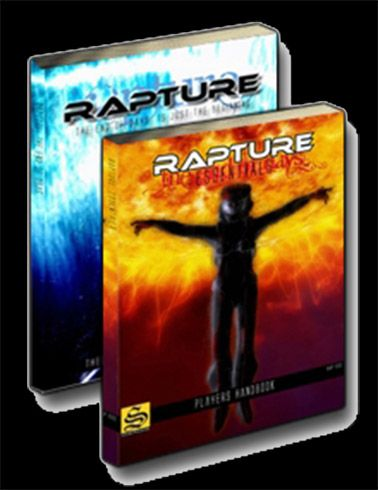 EN World RPG News & Reviews - Rapture: End of Days – Can you outrun The Apocalypse in a Starship?! (A Review) #Geek #Rapture #horror #gaming