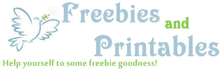 Freebie and Printable Page- Need to look at this site a little more and use her resources.