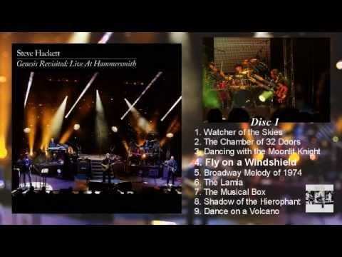 DISC 1: Genesis Revisited: Live at Hammersmith (2013) - Steve Hackett - YouTube
