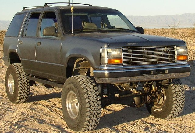 '91 ford Explorer DD and Offroad Page1 - 4Wheel & Off-Road Forums at 4Wheel & Off-Road Magazine