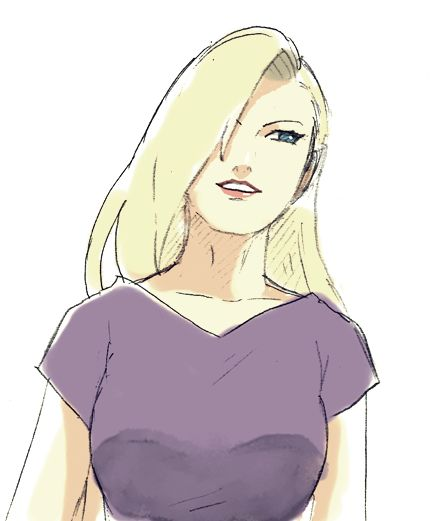 Ino [by https://twitter.com/umi4549]