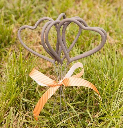 Heart Shaped Sparklers Wedding Packages sparklersrus.com