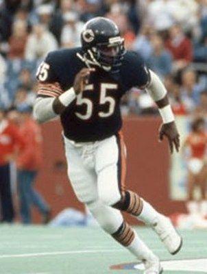Otis Wilson - Chicago Bears - LB
