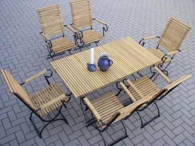 Die besten 25+ Eisen Gartenmöbel Ideen auf Pinterest - gartenmobel holz massiv polen