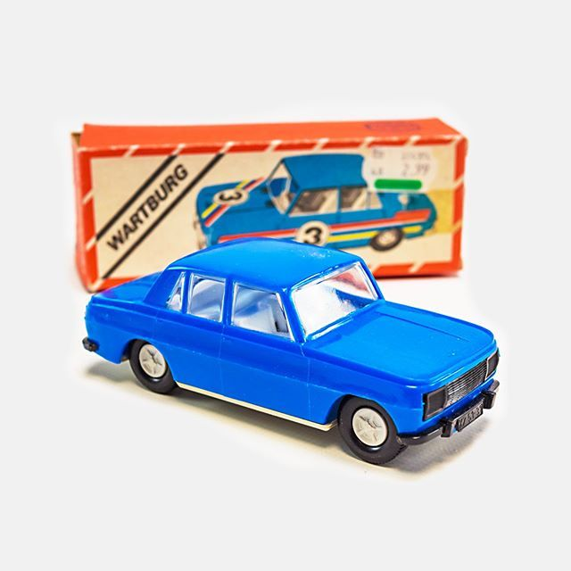 The Wartburg Is An East German Car Brand That Was Named After The Wartburg Castle That Is Located On One Of The Hills Overlo East German Car Car Brands Toy Car