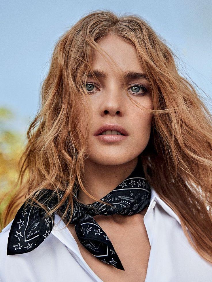 Photography: Giampaolo Sgura. Styled by: Olga Dunina. Hair: Jessica Nedza. Makeup: Laurent Philippon. Model: Natalia Vodianova.