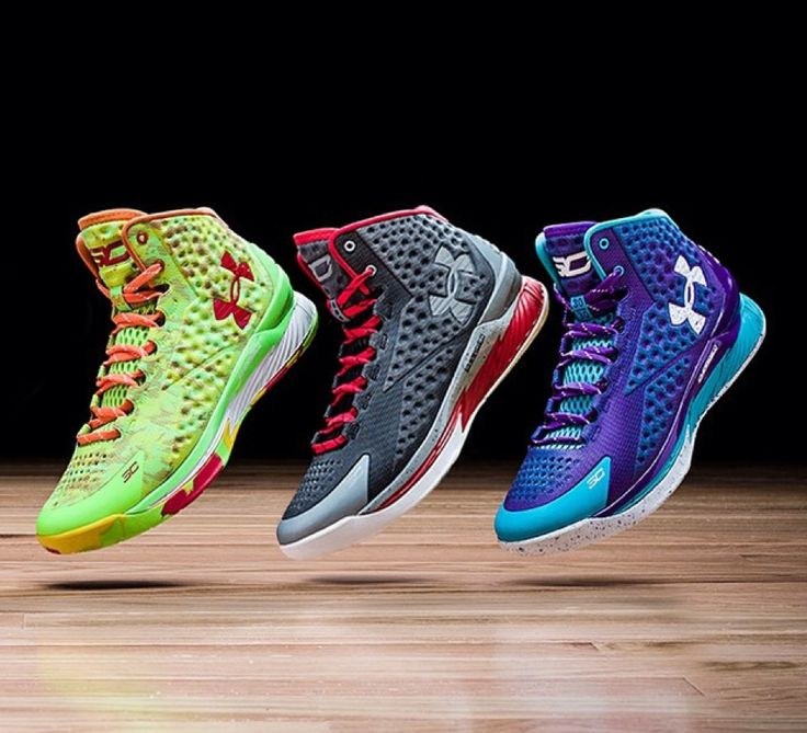 Under Armour \u0026 Stephen Curry Unveils \