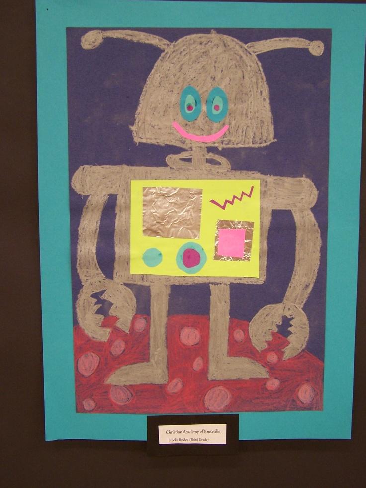 3rd grade (CAK-Mrs. Barton): Elementary Secondary Art, Art Lessons, Grade Brooke Cak Mrs, Art Class, 3Rd Grade Brooke, Art Ideas, Ideas Various Projects, Art Projects