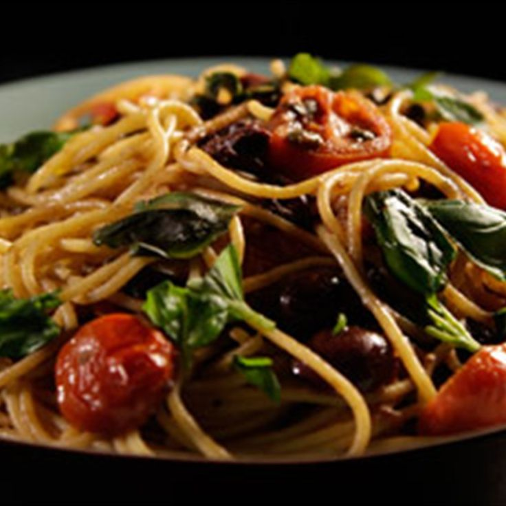 Pasta With Tomatoes Anchovy And Chillies Chef RecipesPasta