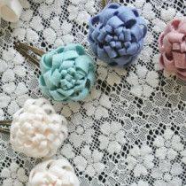 簡単!フェルトのお花の作り方 |こいとの Sewing Life