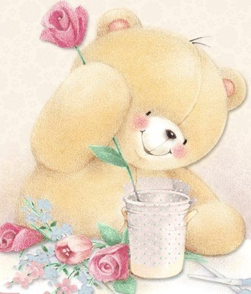 Image result for friends forever bear