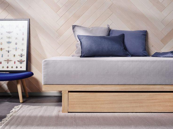 best 25 amerikanische betten ideas on pinterest. Black Bedroom Furniture Sets. Home Design Ideas