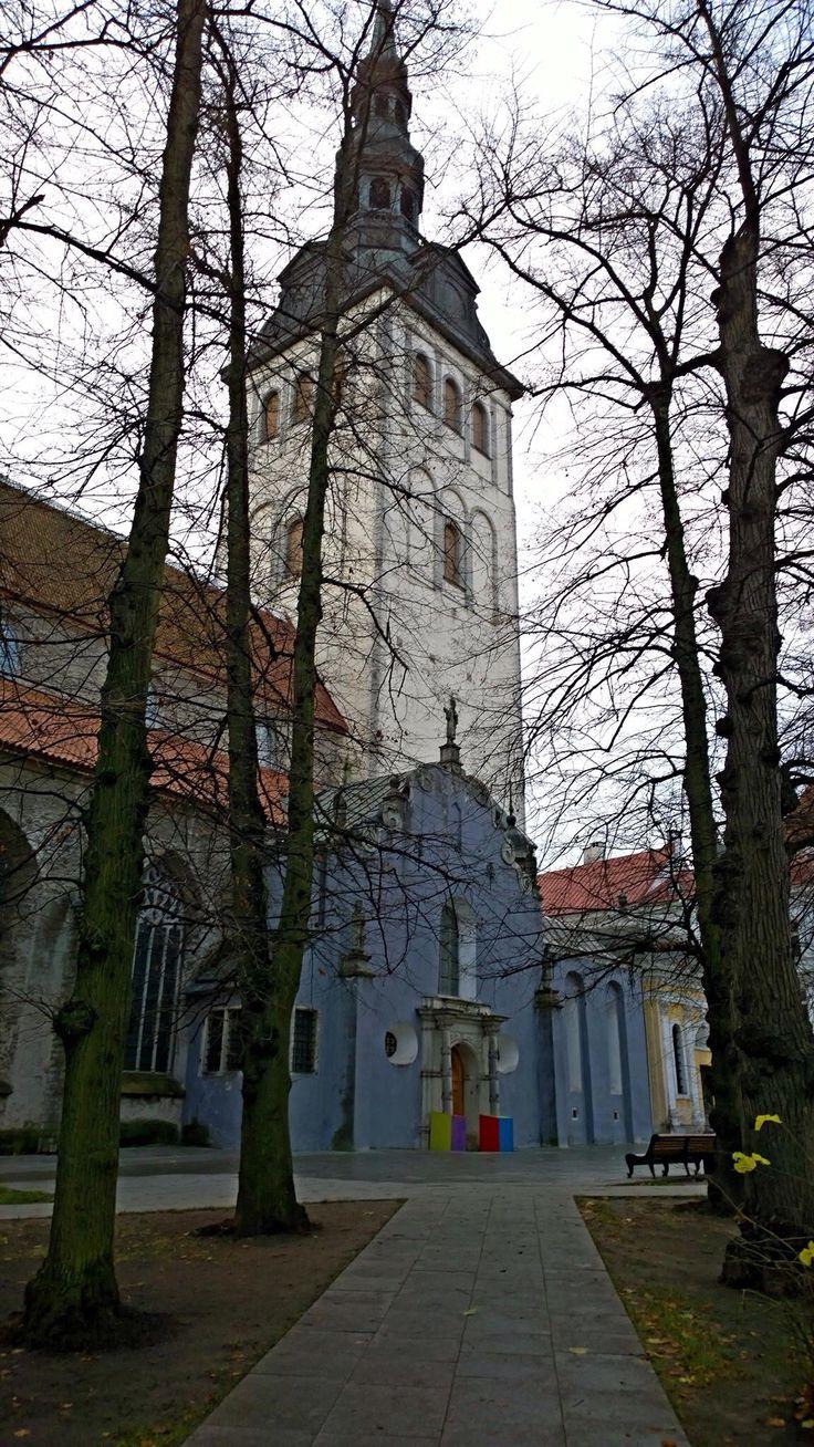 Tallinna kirkko