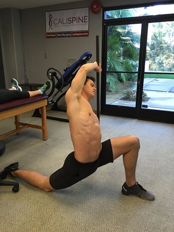 Hip Flexor Stretch for Tight Lower Back Pain