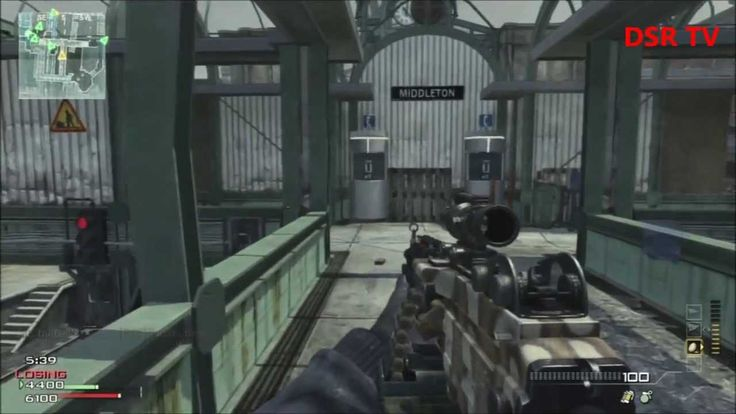 DSR TV DJMeng MW3 let's play EP 15