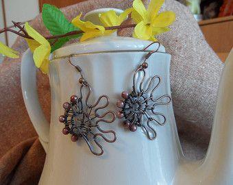 Handmade jewellery by BeaArtistic  https://www.etsy.com/your/shops/BeaArtistic/tools/listings/242134980