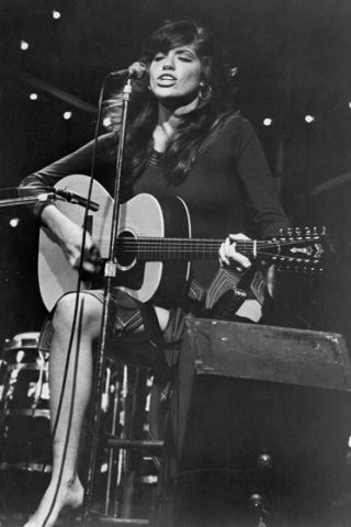 On tour in 1972.
