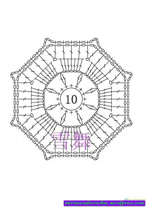 #unit #crochet #pattern #simple
