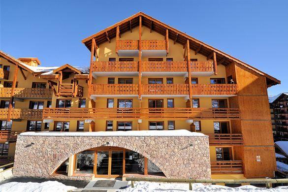Résidence Club MMV Antarès, promo séjour ski pas cher, Séjour Ski Risoul SkiHorizon prix promo Ski Horizon à partir de 315,00 € TTC