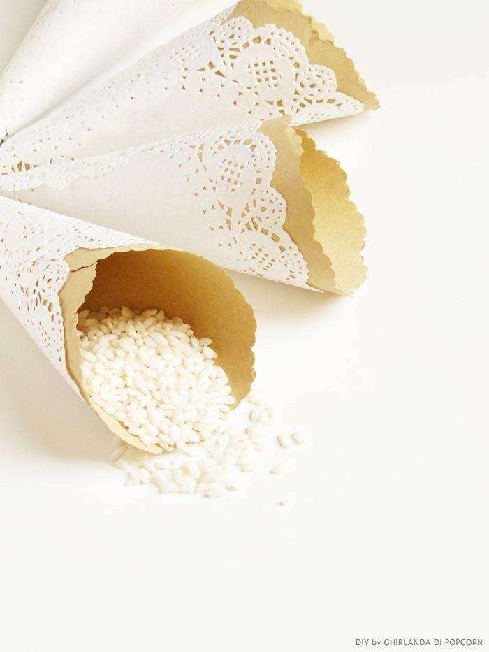 my DIY for Couture Hayez Atelier #4 - Ghirlanda di Popcorn